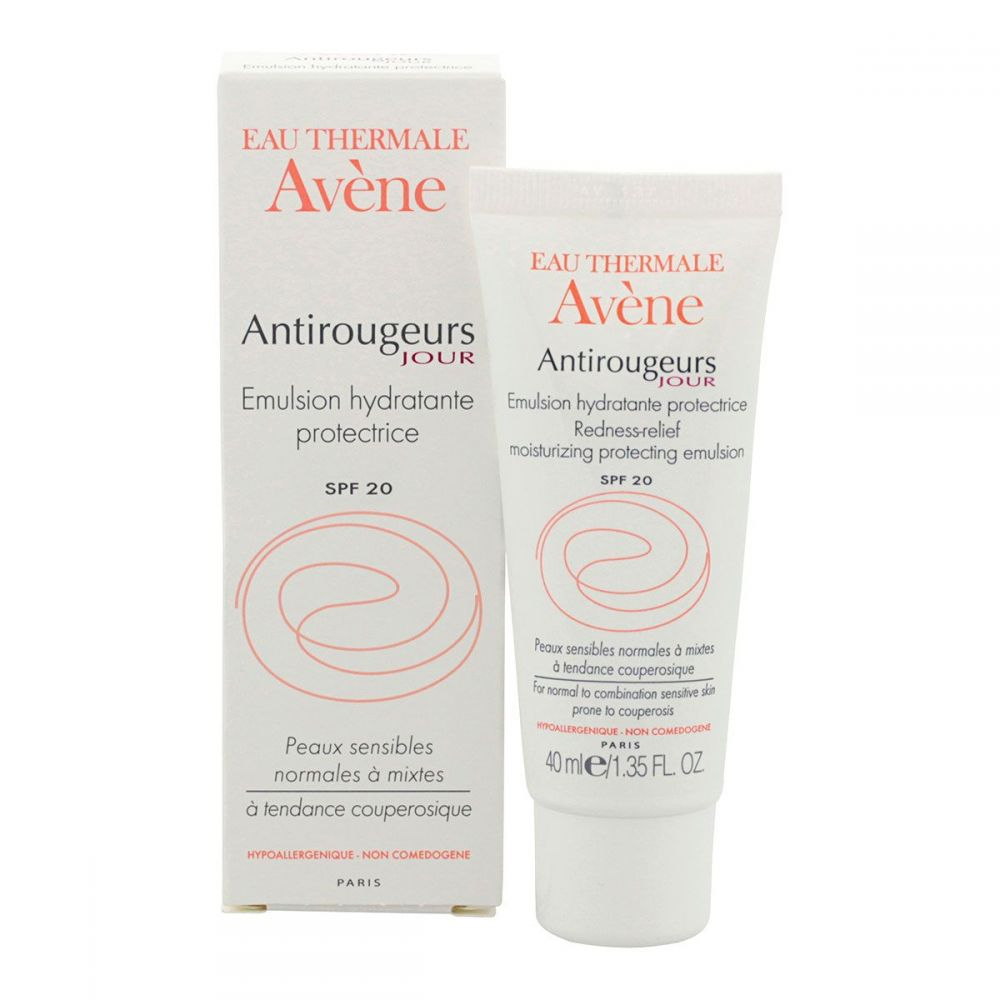 Anti-rougeurs jour  SPF 20 - 40ml