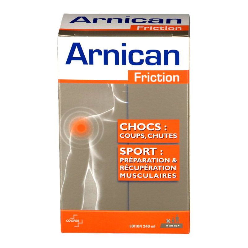 Arnican Friction - Flacon 240ml
