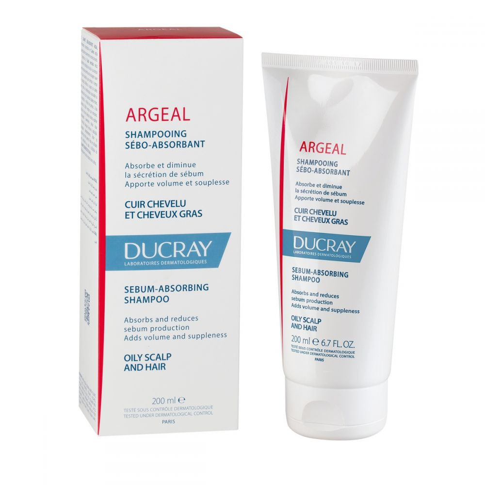 Argeal shampooing Ducray x 200 ml