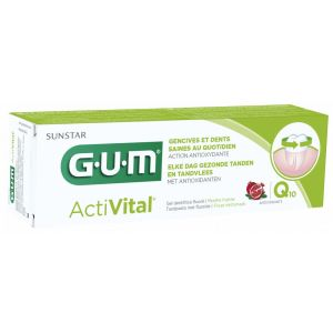 Gel dentifrice ActiVital 75ml