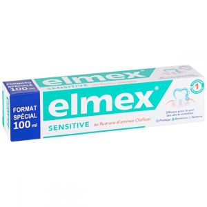 Dentifrice Elmex Sensitive - 100 ml