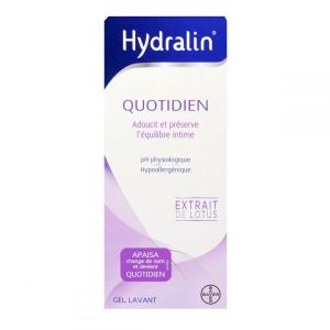 Hydralin Quotidien gel lavant - 200 ml