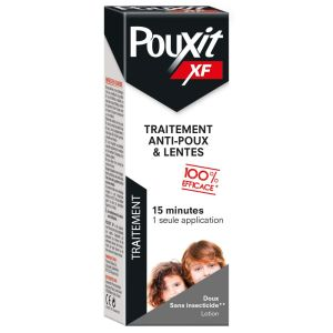 Pouxit Lot Extra Fort - Flacon de 100ml