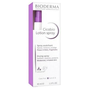 Cicabio Lotion Cicatrisante Spray - 40mL