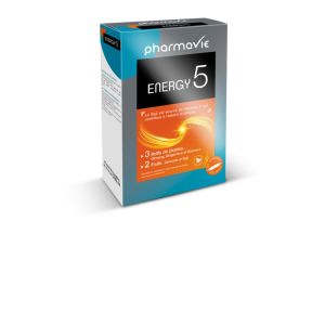 Energy 5 - 20 ampoules