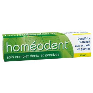 Homeodent Soin Compl Cit 75ml