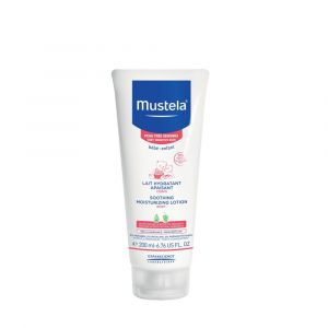 Lait corps hydratant apaisant Mustela x 200 ml