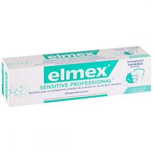 Dentifrice Elmex Sensitive Professional - 75 ml