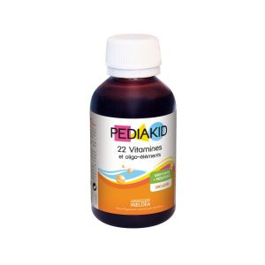 Pediakid 22 vitamines & oligo-éléments - 125ml