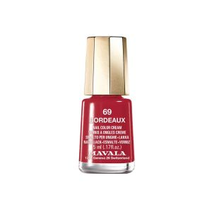 Mini Vernis Bordeaux - 5mL