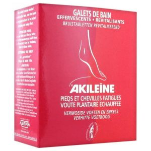 Galets Effervescents Revitalisants - 6 galets