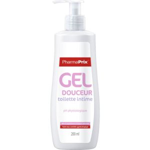 Gel Douceur Toilette Intime - 200ml