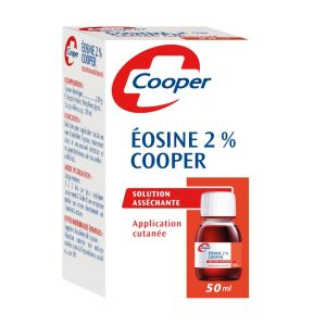 Eosine Cooper 2% - Flacon de 50 mL