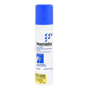 Héxomédine spray 75ml