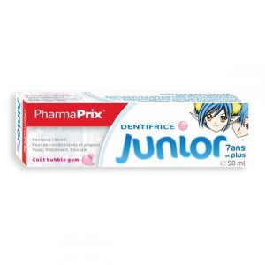 Dentifrice Junior 7 ans et plus - 50ml