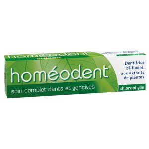 Homeodent Soin Compl Chlor 75ml