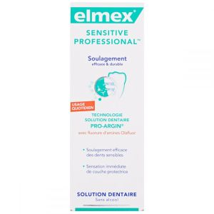 Bain de Bouche Elmex Sensitive Professional - 400ml