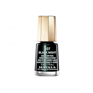 Mini Vernis Black Night - 5mL