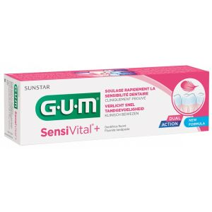 Dentifrice Sensivital+ 75ml