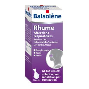 Balsolène inhalation par fumigation x 100 ml