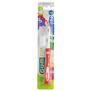 Brosse à dents Kids Monster 3-6 ans