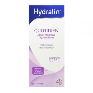 Hydralin Quotidien gel lavant - 400 ml